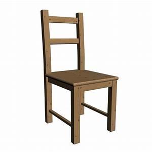 Ikea Weiße Stühle : ivar stuhl kiefer einrichten planen in 3d ~ Watch28wear.com Haus und Dekorationen