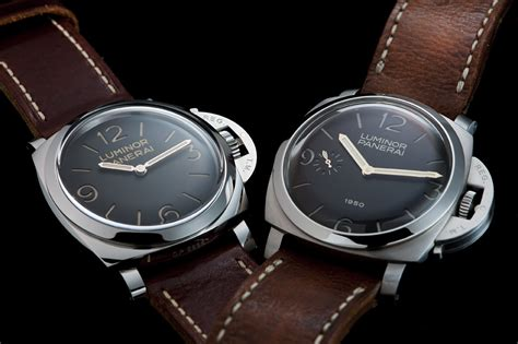 Panerai Wristwatch Photo Blog
