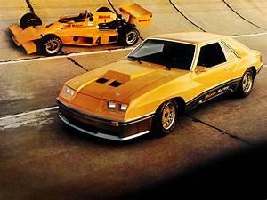 Ford Mustang (3rd Gen) M81 McLaren 1980