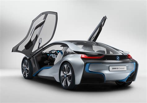 The Bmw I Design Dna