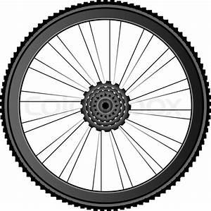 Fahrrad Felge Richten : fahrrad felge vektor illustration auf wei vektorgrafik colourbox ~ Blog.minnesotawildstore.com Haus und Dekorationen