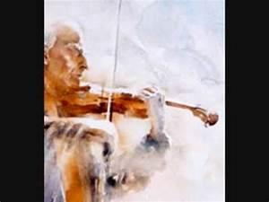 Menuhin plays Tchaikovsky Serenade Melancholique (1959 ...