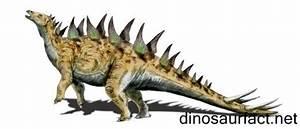 Lexovisaurus dinosaur