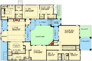 center courtyard house plans european home plan with central courtyard 36847jg architectural designs house plans