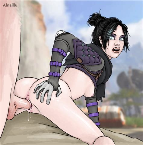 wraith [apex legends] alnaillu hentai hot sex