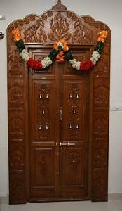 Pooja Room Door Designs - Pooja Room Pooja Room Designs