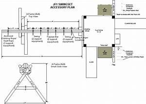 Woodwork Wood Swingset Plan Pdf Plans