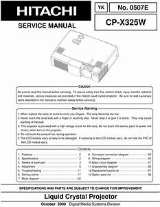 Hitachi Manual  U2013 Best Repair Manual Download
