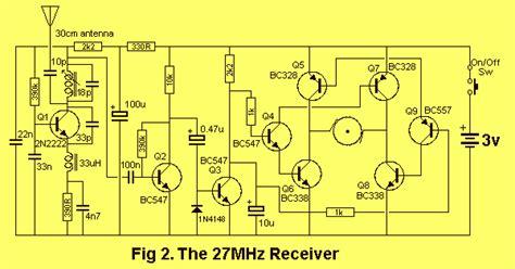Mhz Remote Control Under Circuits