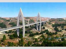 Réseau autoroutier du Maroc – El Jadida par l'autoroute