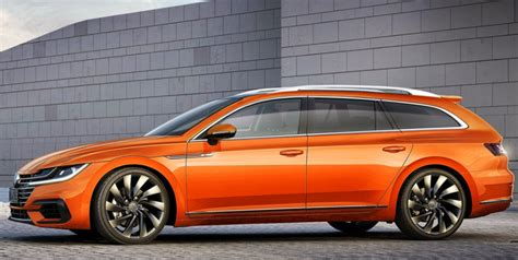 vw arteon wagon release date colors interior