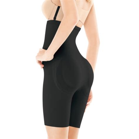 shaping tights spanx slimmer shine mid thigh bodysuit slimming solutions