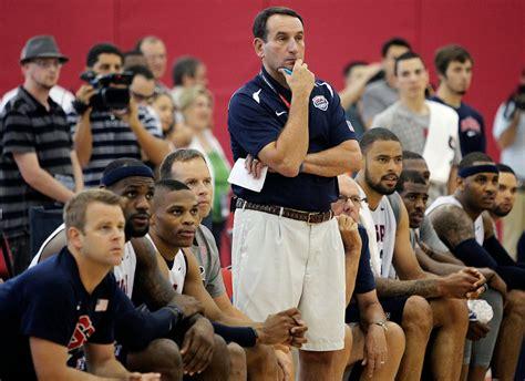 olympic basketball team  unveiled   york times