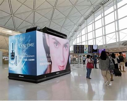 Airport Advertising Hong Kong Ooh Smart Interactive
