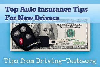 Best Insurance For New Drivers - top auto insurance tips for new drivers