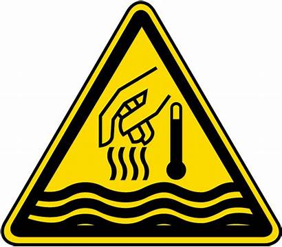 Label Steam Warning Liquid Iso Labels Signs