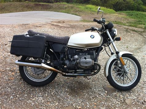 1979 Bmw R45 (reduced Effect)