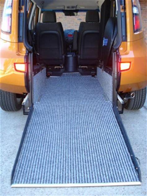 kia soul wheelchair accessible vehicles wheelchair