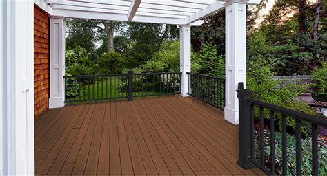azek decking full selection  composite finishes