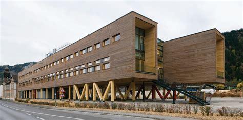 mayr melnhof holz schwebende architektur bene gmbh