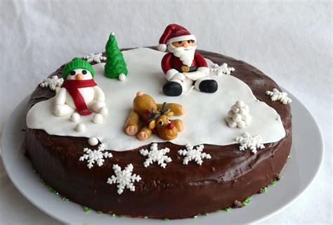 gateau noel pate a sucre g 226 teau de no 235 l d 233 cors p 226 te 224 sucre photo de recette la chouette bricole