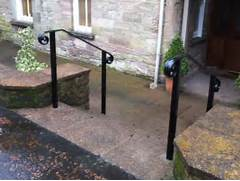 Outdoor Metal Handrails For Stairs by Railings For Outdoor Steps Pokemon Go Search For Tips Tricks Cheats Se