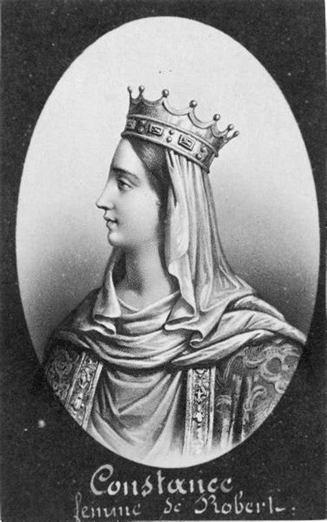 Constance of Arles, 2nd Queen of Robert II of France