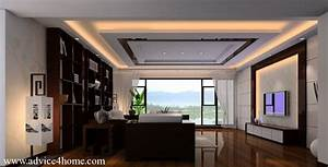 living room design high ceiling photo 1 great room With ceiling design for living room