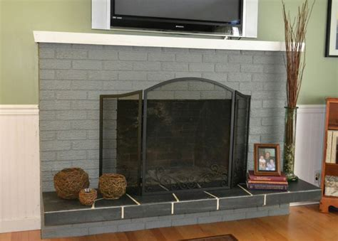 Roman Brick Fireplace Hearth Ideas