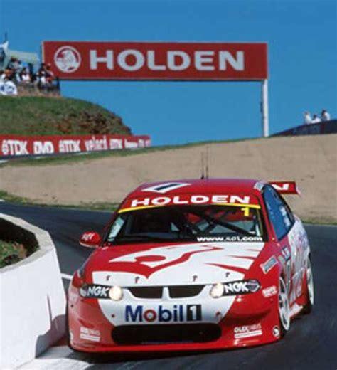 Mark Skaifes 2001 Vx Bathurst Winner