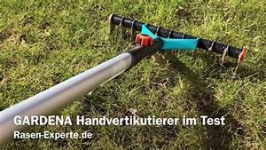 Rasen Vertikutieren Lüften : gardena handvertikutierer im test erfolgreich moos entfernen und rasen l ften youtube ~ Markanthonyermac.com Haus und Dekorationen