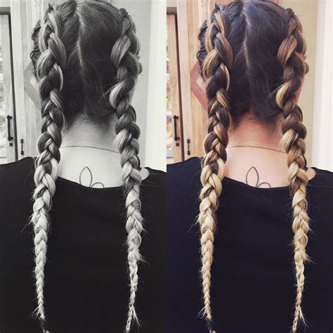 20 two braids hairstyle ideas designs design trends