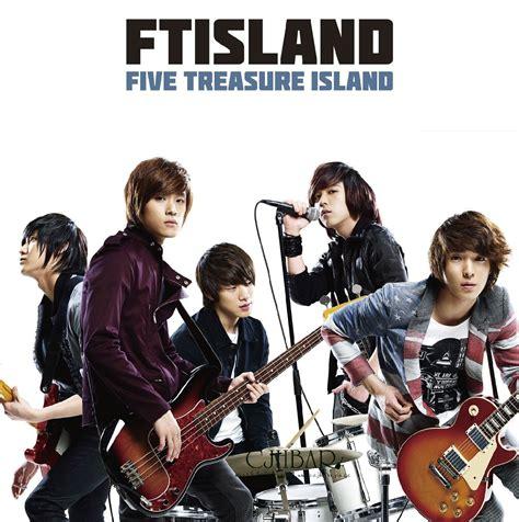 Album Ftisland 5 Go Japanese Bigbang And Ftisland Ftisland Ftisland New Japan Album