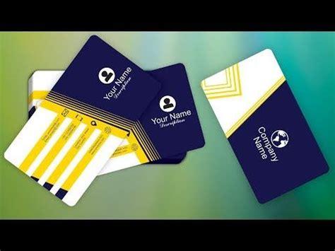 creative business card design  coreldraw graphics suite