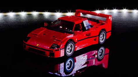 How To Build A Ferrari F40 In Under A Minute*