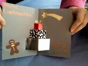 Pop Up Weihnachtskarten : die besten 25 pop up karten selber machen weihnachten ideen auf pinterest 3d karten selber ~ Frokenaadalensverden.com Haus und Dekorationen