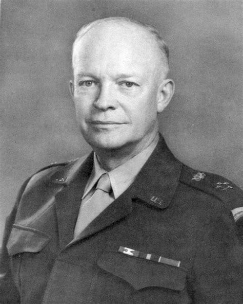 marshall eisenhower  senior military leadership