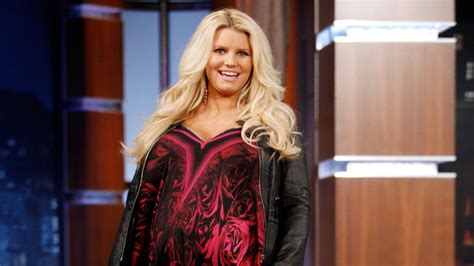 Jessica Simpson Panned Over Pregnancy Weight