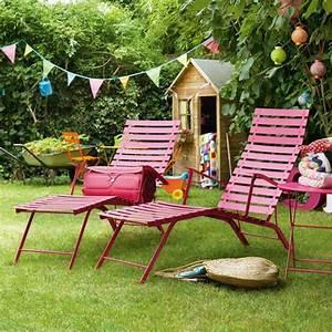 die relaxliege mit kippfunktion fur eine richtige With französischer balkon mit garten relaxliege