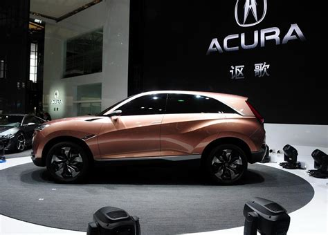acura jeep 2015 exclusive hr v based acura new suv will go turbocharged