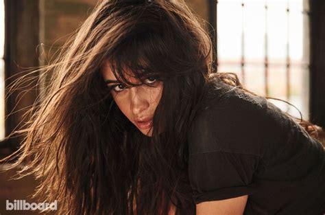 Camila Cabello Photoshoot For Billboard Magazine