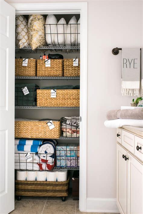 bathroom towels design ideas how to reorganize your linen closet