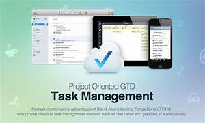Take control of your tasks and gsd with firetask for mac for Firetask for mac task management software