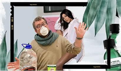 Hand Kourtney Sanitizer Homemade Kardashian