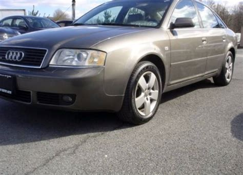 how cars work for dummies 2002 audi a6 security system 2002 audi a6 3 0 quattro in bloomingburg ny quickway exotic auto