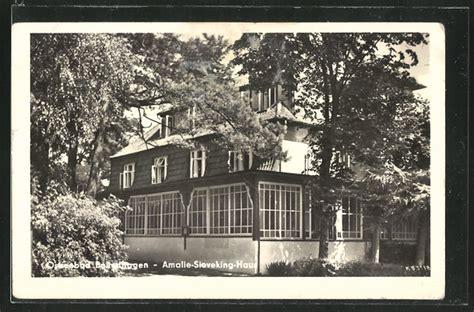 Ak Boltenhagen, Amalie Sieveking Haus Nr 3901126