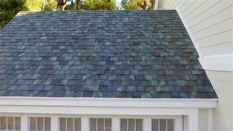 tesla powerwall 2 and solar roof tile news