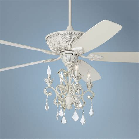 white crystal ceiling fan crystal ceiling fan light 10 rich ways to cool your room