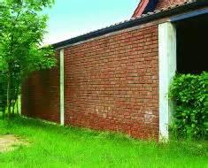 Sichtmauerwerk Selbst Verfugen Bei Neubau Oder Renovierung by Sichtmauerwerk W 228 Nde Mauern Abdichten Selbst De