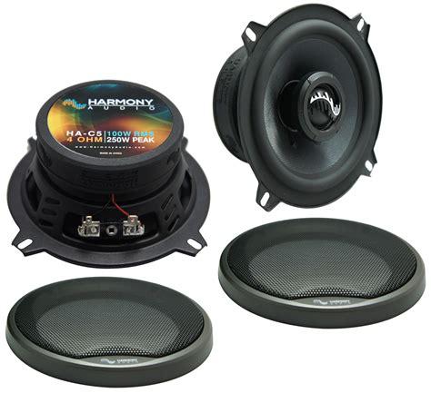 fits gmc 1500 1999 2002 front door replacement harmony ha c5 premium speakers ha spk